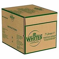 BIB R Whites Postmix Bag 7ltr