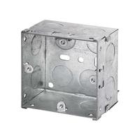 1 Gang 47mm Metal Socket Box