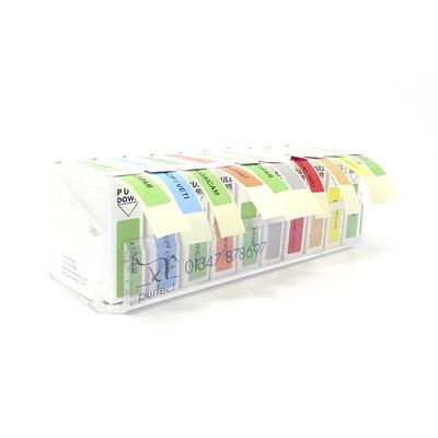 Purfect Syringe Label Holder
