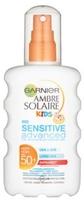 Garnier Ambre Solaire Kids Spray Sensitive Advanced Spf50 200ml