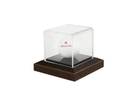 Acrylic Box For Golf Ball Display cases