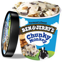 Ice Cream Chunky Monkey-Ben & Jerry's-(8x500ml)