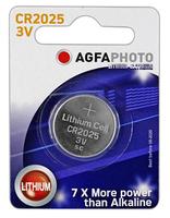 AgfaPhoto Lithium Coin Battery CR2025