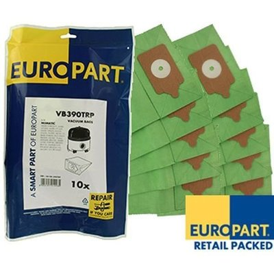 Numatic Henry Paper Vacuum Bags - 10 Pack *Please Use VB390T Until New Stock Arrives