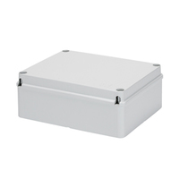 Gewiss Plain IP56 PVC Enclosure 190x140x70
