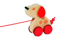 Dog Luhna Pull along (P/Sng Min 1)