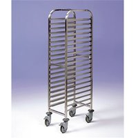 1/1 GN Racking Trolley 20 Level 450x610x1700mm