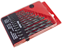 Amtech 13Pc High Speed Drill Set - Large
