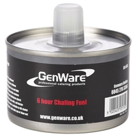 Gen-Heat (DEG) Adjustable Heat Chafing Fuel 6 Hour Can