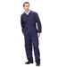 Super Click Zip and Stud Boilersuit