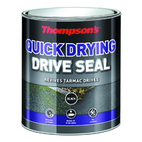 THOMPSONS QUICK DRYING DRIVE SEAL BLACK 5 LTR