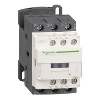 Telemecanique 9A Contactor 3P 400V AC Coil 3 NO Contacts