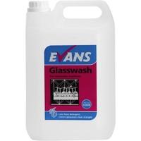 Evans Glasswash Extra 2 x 5 Lt