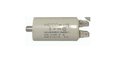 tab type capacitors