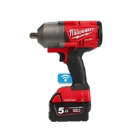 MILWAUKEE M18 ™ ½˝ HIGH TORQUE IMPACT WRENCH WITH FRICTION RING - M18ONEFHIWF12