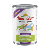 Almo Nature Dog Daily Menu Can - Turkey 800g x 12