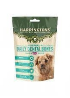 Harringtons Herbal Daily Dental Bones 160g x 7