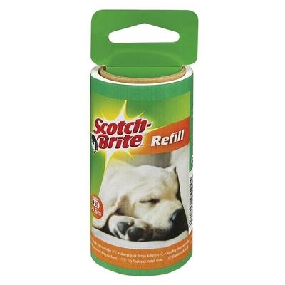 Pet Hair Roller Refill 56 sheets