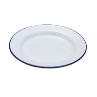 Falcon 24cm Dinner Plate, white