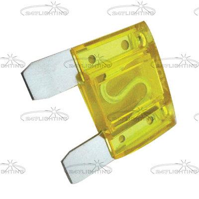 20 Amp Maxi Blade Fuse