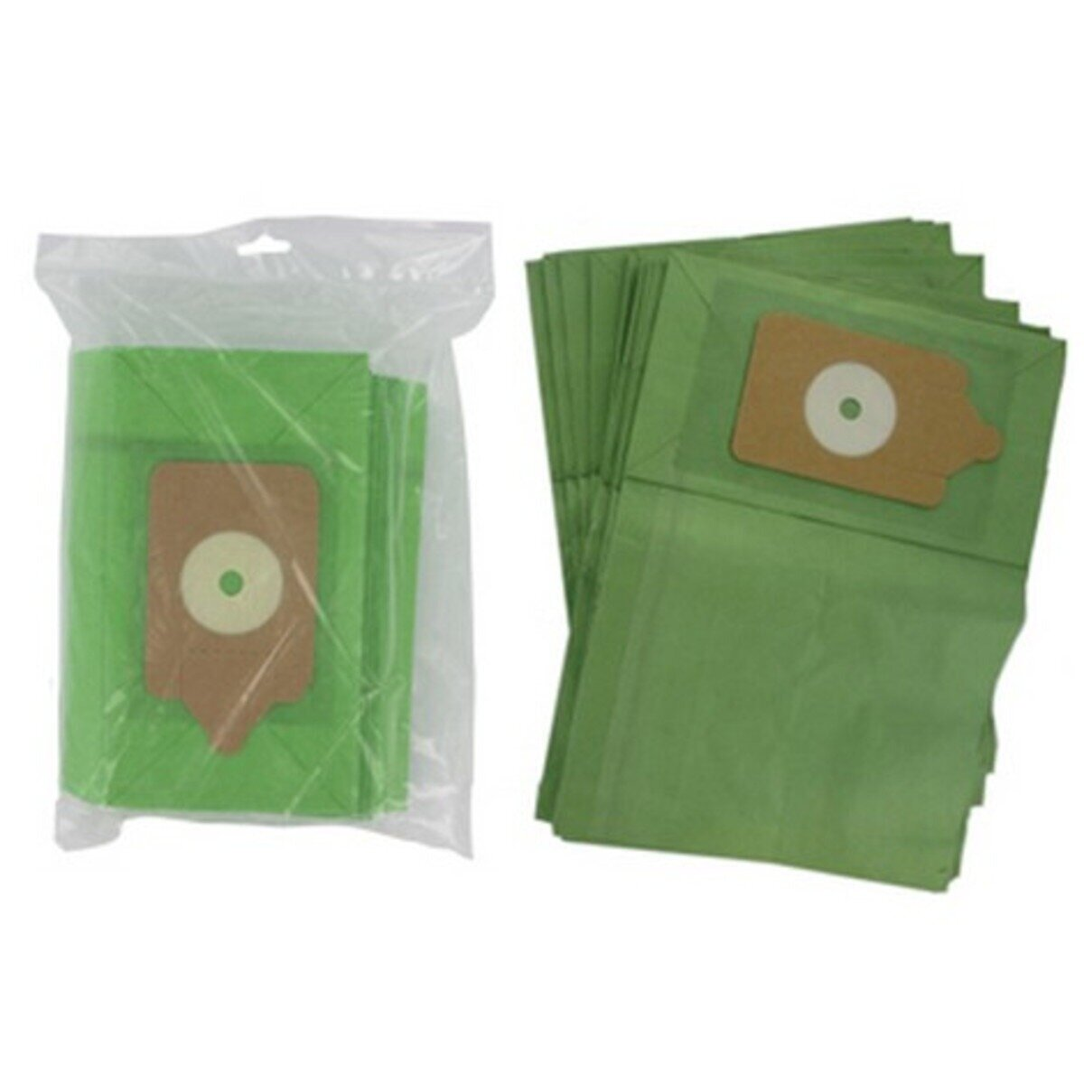 Plain Packed Numatic 200 / Henry 1B/C Paper Bags (Pack of 10)
