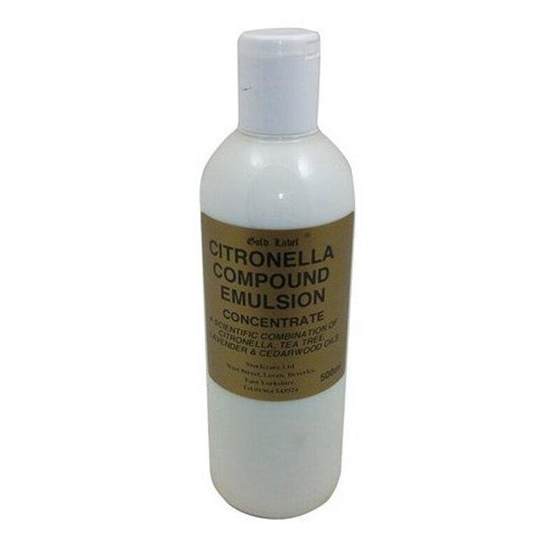 Gold Label Citronella Compound Concentrate 500ml