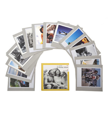 Reminiscence cards for dementia