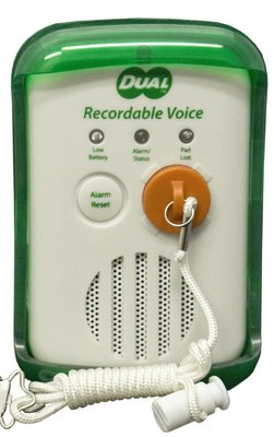 Recordable Dual Cord Alarm