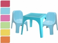 Kid's Table & 2 Chairs
