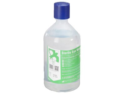 CEDERROTH Eye Wash 500mL Bottle