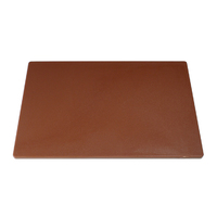 "Low Density Chopping Board 18""Lx12""Wx0.5""D Brown"