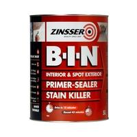ZINSSER BIN PRIMER SEALER  5LTR