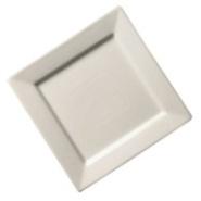 Royal Genware Fine China Square Plate 30cm Carton of 3
