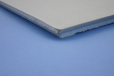 Insulated Plasterboard for Reveal 22mm (8x4 ft)