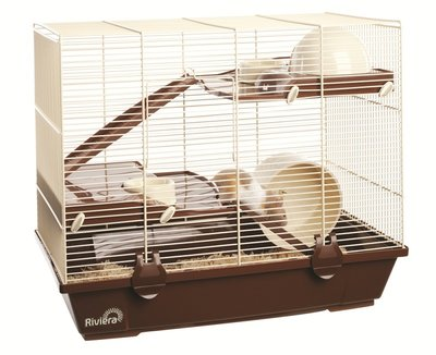 Riviera Rapallo Double Hamster & Mouse Cage x 1
