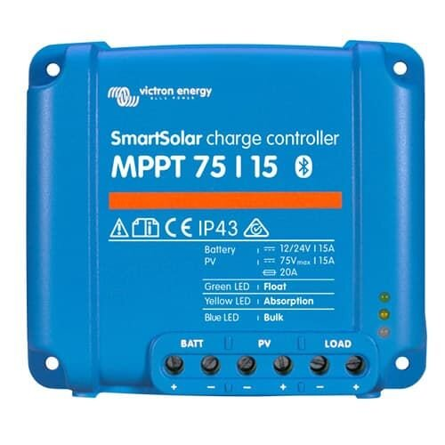 VICTRON ENERGY SMARTSOLAR MPPT CHARGER ,EMCARSHOP.MU,MAURITIUS