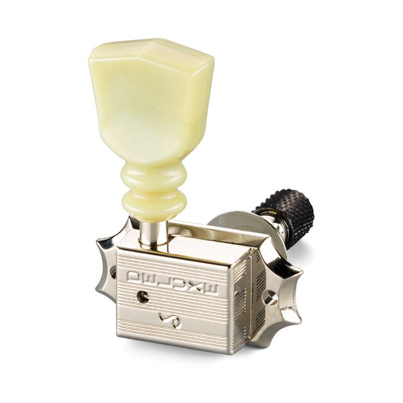 Schaller Original G DR guitar machine head top lock