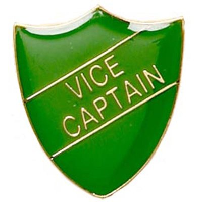 Vice Captain - Badge (Green)
