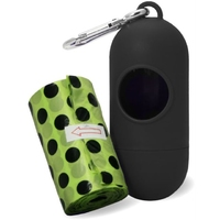 Dog Life Poo Bag Dispenser + 40 Poo bags x 1
