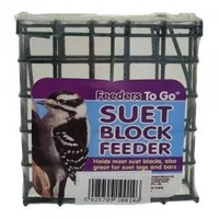 Suet-to-Go Wire Suet Block Holder x 1