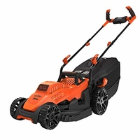BLACK & DECKER CORDED 34CM LAWNMOWER 1400W