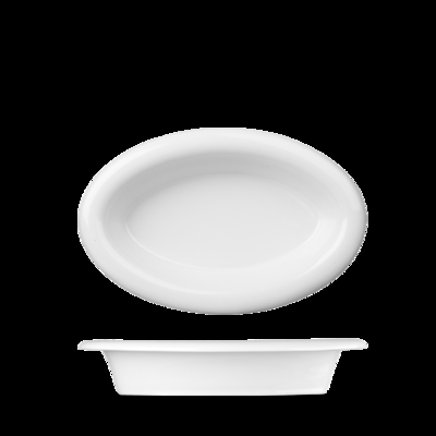 Medium Oval Dish 230x150mm 12.5oz Carton of 6