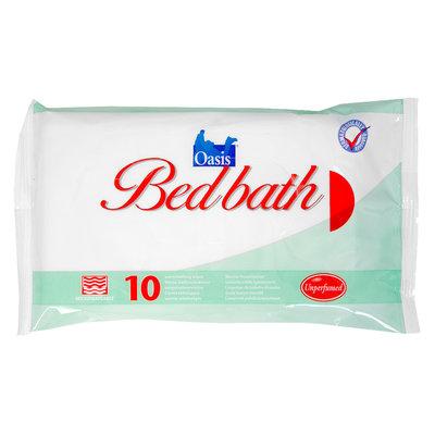 Unperfumed Bed Bath Wipes