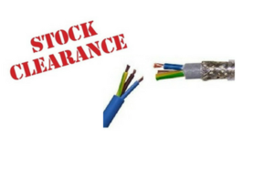 Sell Off - Electrical Cable