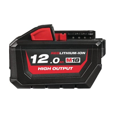 M18™ 12.0 Ah HIGH OUTPUT™ BATTERY PACK