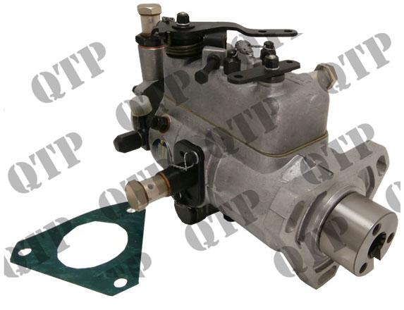injector pump ford 3000 3600 quality tractor parts ltd rh qtponline com Cav Injector Pump Parts Diagram 3910 Ford Tractor Injector Pump