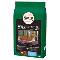 Nutro Wild Frontier Large Dog Venison & Beef 10kg