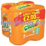 330 Club Orange 4pk PM €2
