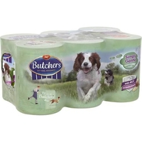 Butchers Cans Loaf Simply Gentle with Rice 390g 6-pk x 4