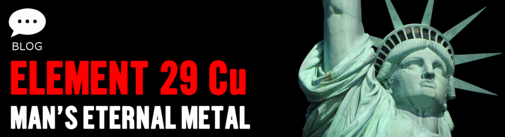 Copper - Mans Eternal Metal